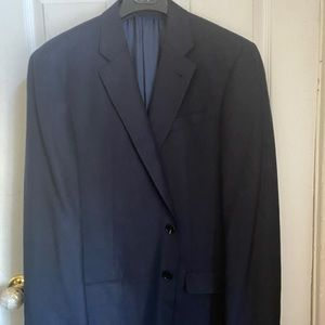 Armani collection Navy suit jacket